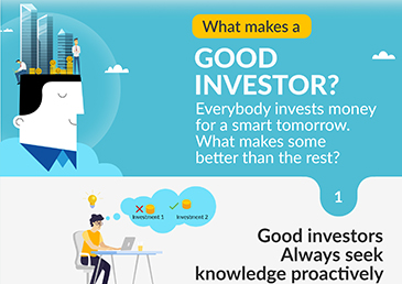What makes a good investor